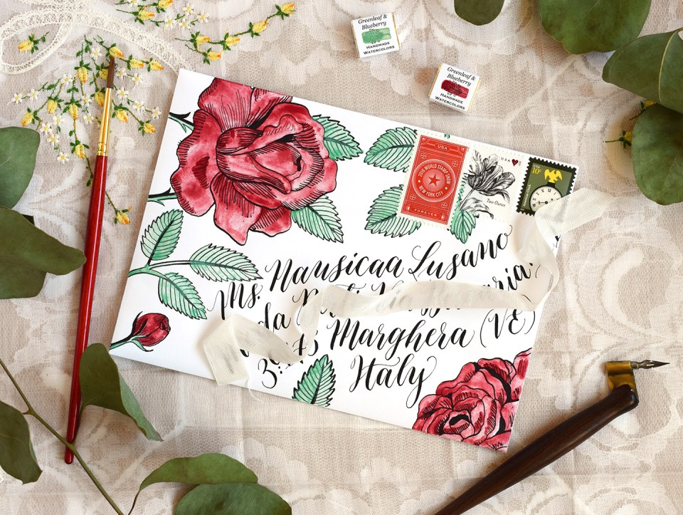 Where to Buy Envelopes for Calligraphy | The Postman's Knock