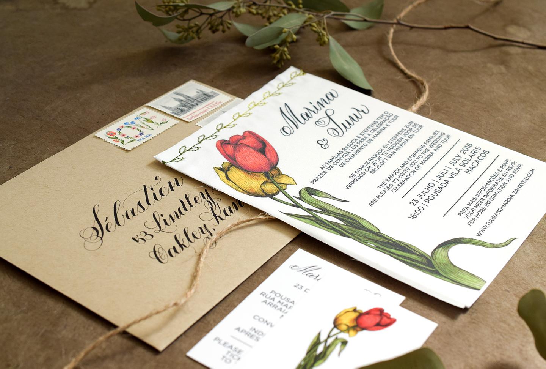 1marinafabricinvitations18: Vintage Flourish Wedding Invitations Diy At Reisefeber.org