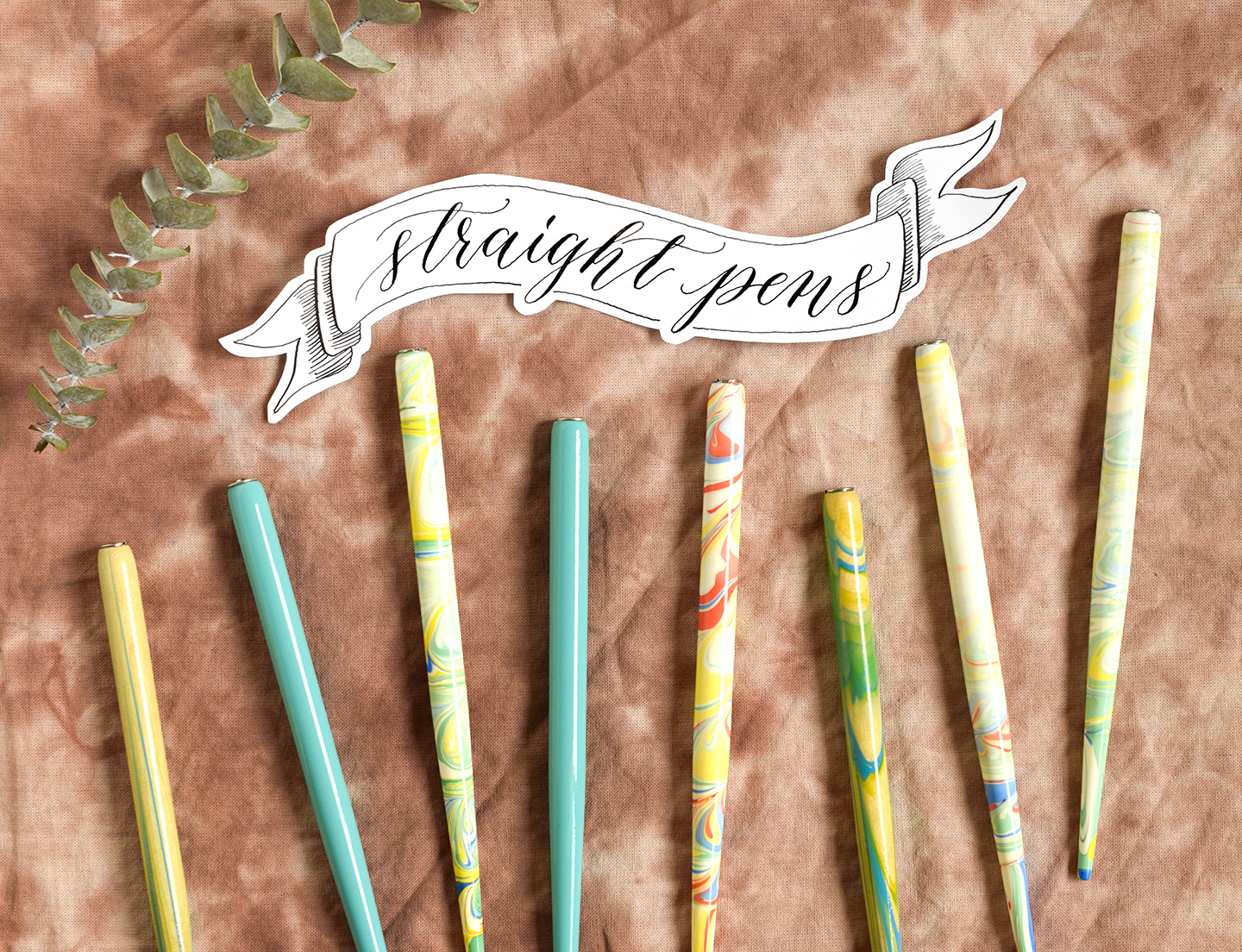 Which Calligraphy Writing Utensil is Best for You? – Part II   The Postman's Knock