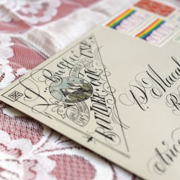 12 Artistic Envelope Ideas | The Postman's Knock | The Postman's Knock