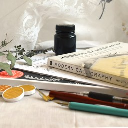 Best Gifts for a Calligraphy Beginner | The Postman's Knock