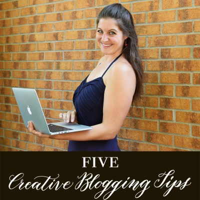 Five Creative Blogging Tips