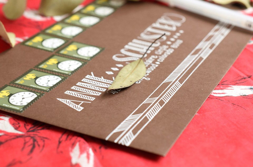Four Simple Envelope Embellishments: Part II | The Postman's Knock