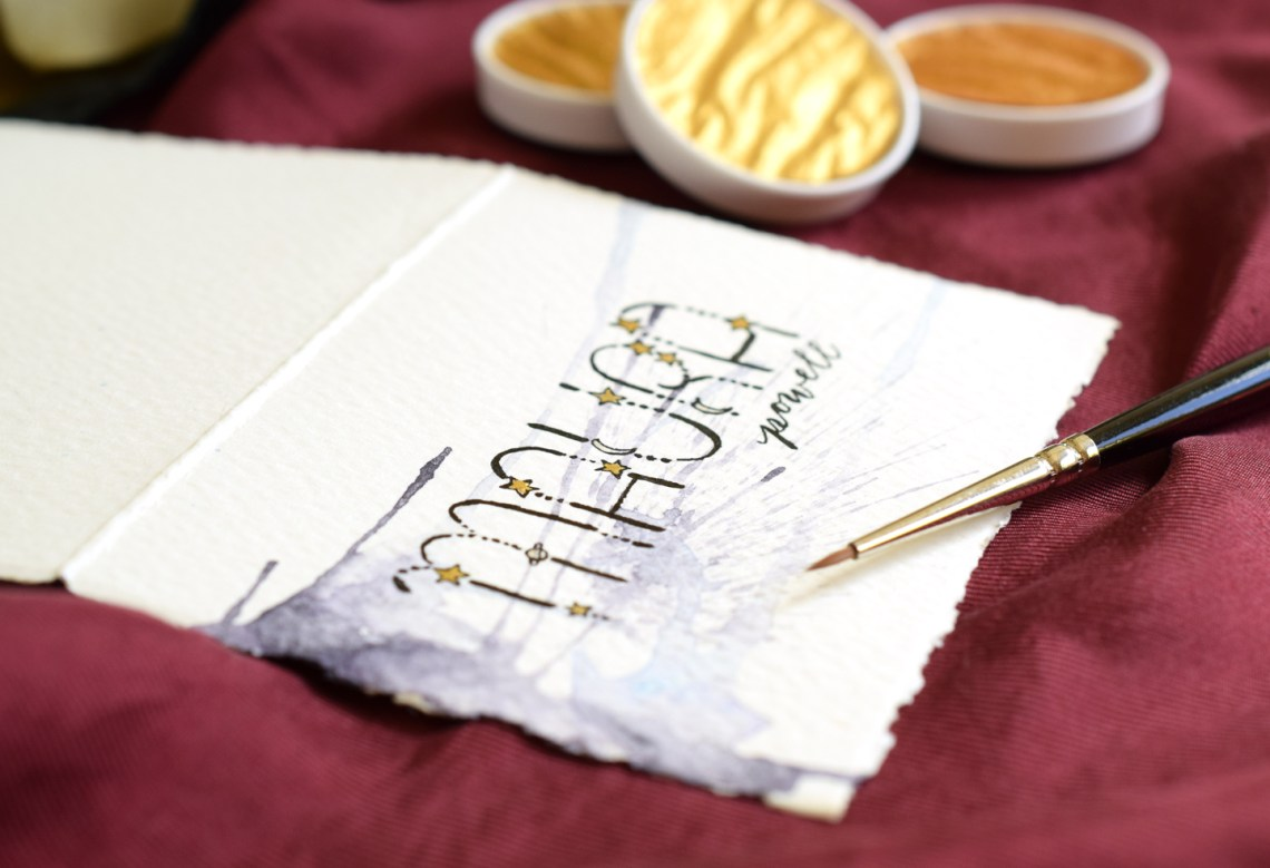How to Develop an Artistic Hand-Lettering Style | The Postman's Knock