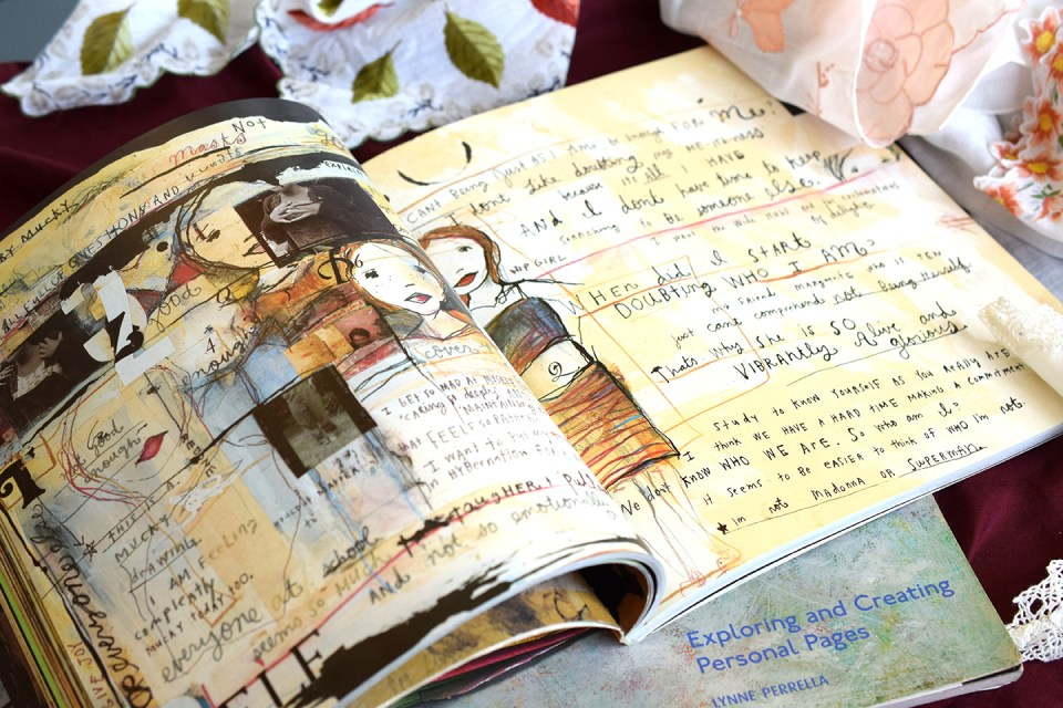 Pages from Spilling Open | The Postman's Knock