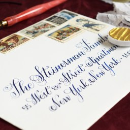 How to Address Envelopes for Clients | The Postman's Knock