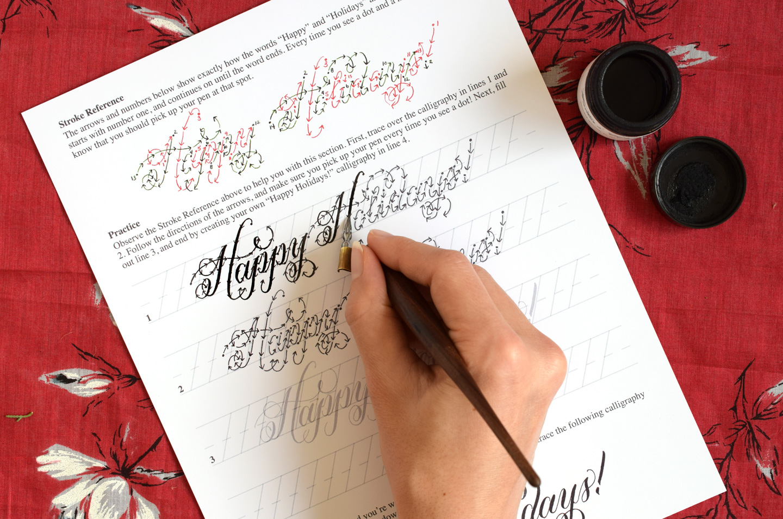 Italic exemplars and favorites