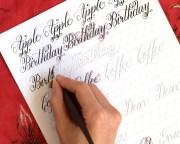 Premium Calligraphy Worksheet Set {Flourish Formal Style} | The Postman's Knock