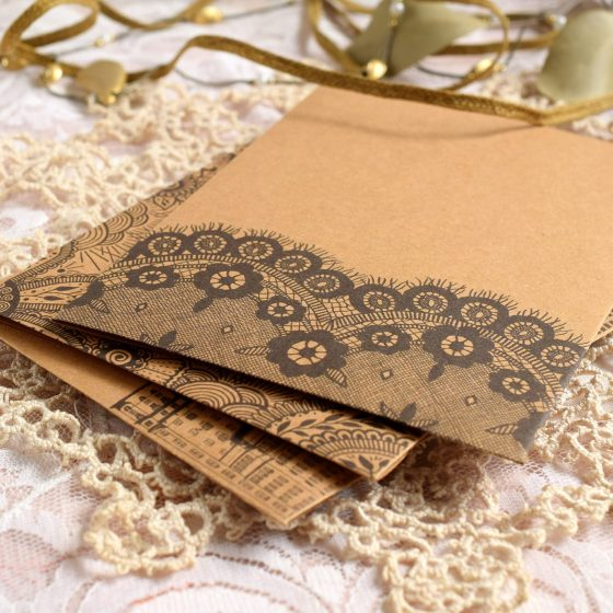 Pen & Ink Printable Envelope Templates