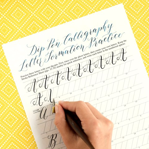 Free Handwriting Printables