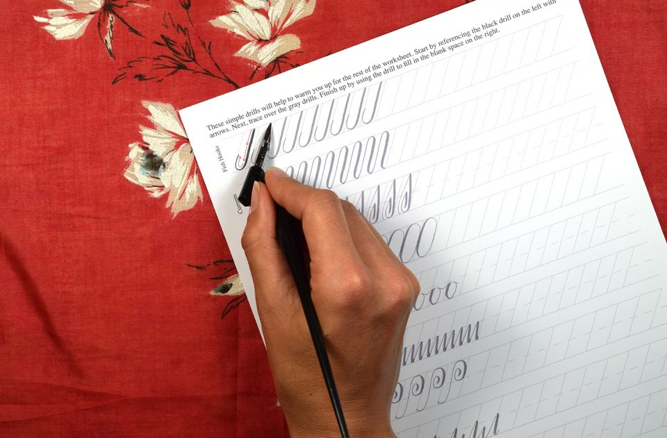 5 Reasons to Ditch Your Plastic Oblique Calligraphy Pen   The Postman's Knock