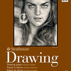 Strathmore 400 Series Drawing Pad   The Postman's Knock