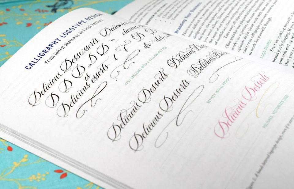 """""""The Calligrapher's Business Handbook"""" Book Review   The Postman's Knock"""
