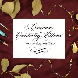 5 Common Creativity Killers + How to Overcome Them | The Postman's Knock