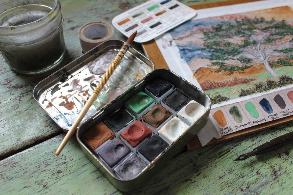 Creative Entrepreneur Interview: Greenleaf & Blueberry | The Postman's Knock