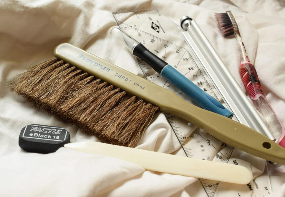 8 Surprisingly Useful Art + Calligraphy Supplies | The Postman's Knock