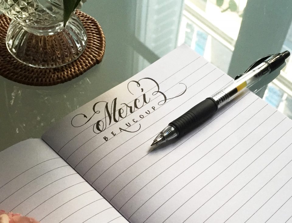 7 Tips for Making Calligraphy and Art on the Go | The Postman's Knock