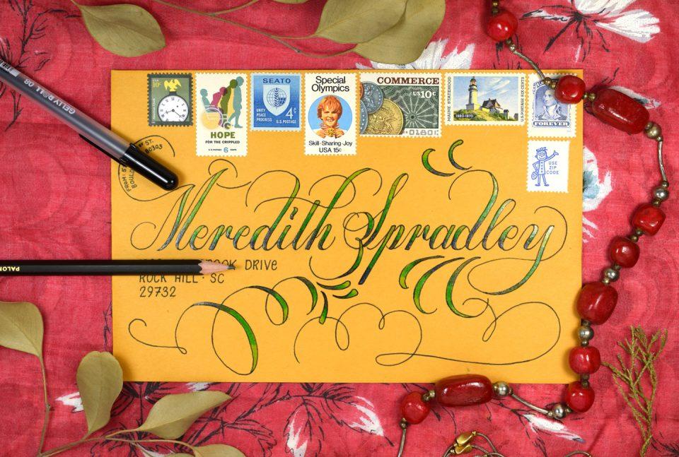 12 Artistic Envelope Ideas | The Postman's Knock