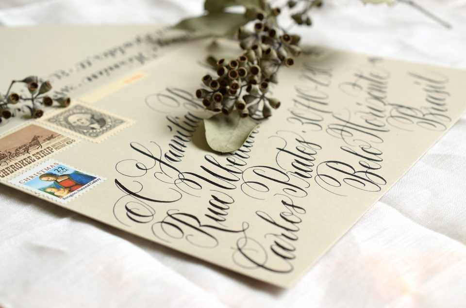 7 Practical Uses for Calligraphy | The Postman's Knock