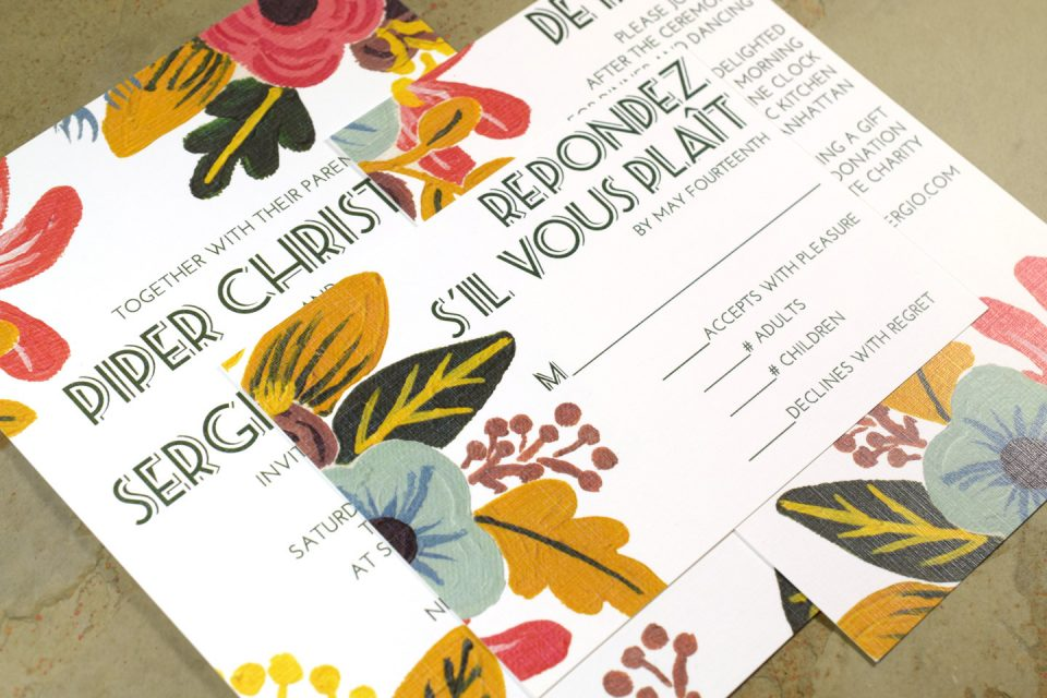 DIY Wedding Invitations Roadmap | The Postman's Knock