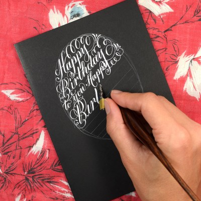 6 Tricks I Used to Learn Calligraphy Quickly