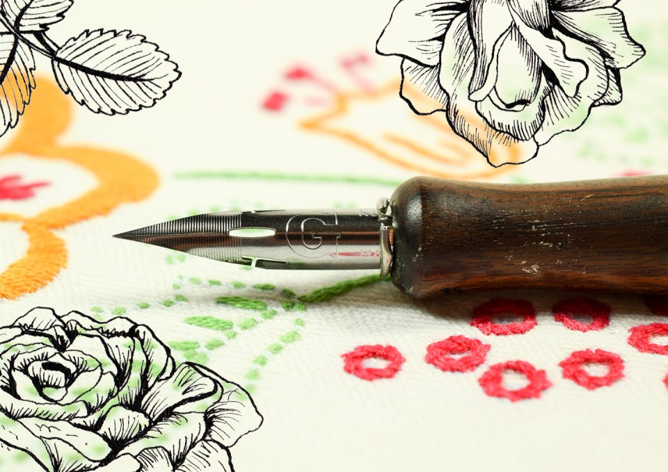 The Best Beginner Calligraphy Nib: The Nikko G | The Postman's Knock