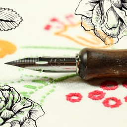 The Best Beginner Calligraphy Nib: The Nikko G | The Postman's Knock