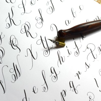 The Cautious Calligrapher: 6 Things You Can Do to Protect Your Work and Your Workspace
