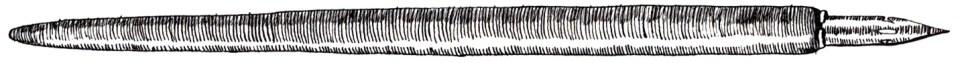 Straight Calligraphy Pen | The Postman's Knock