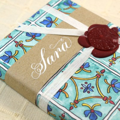 How to Wrap a Gift with Artistic Flair