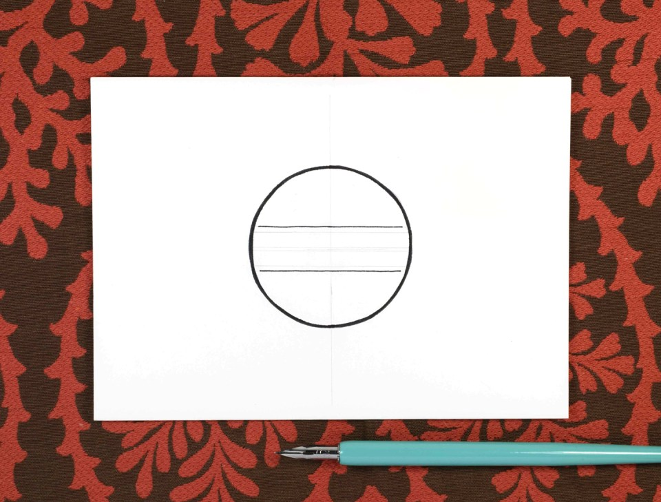 """Watercolor """"Safari"""" Mail Art Tutorial   The Postman's Knock"""