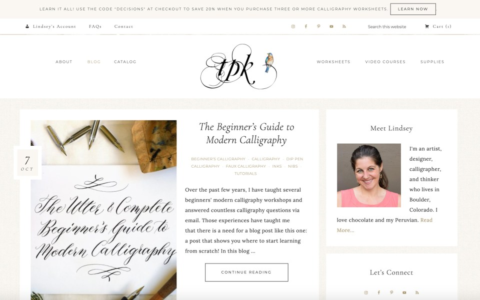 New Website Preview | The Postman's Knock