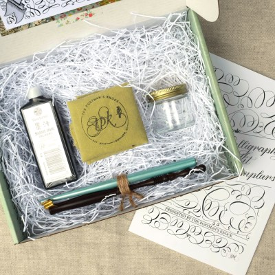*Finally Here!*: The TPK Modern Calligraphy Starter Kit