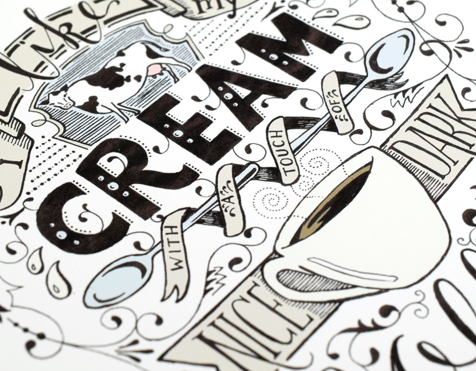 7 Tips to Improve Your Hand Lettering | The Postman's Knock