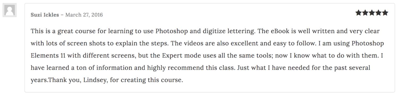 Elements Photoshop Review
