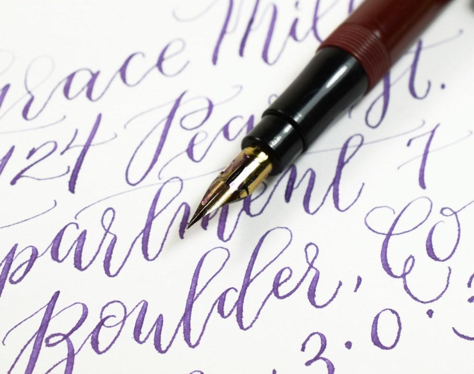 The Osprey Scholar Pen