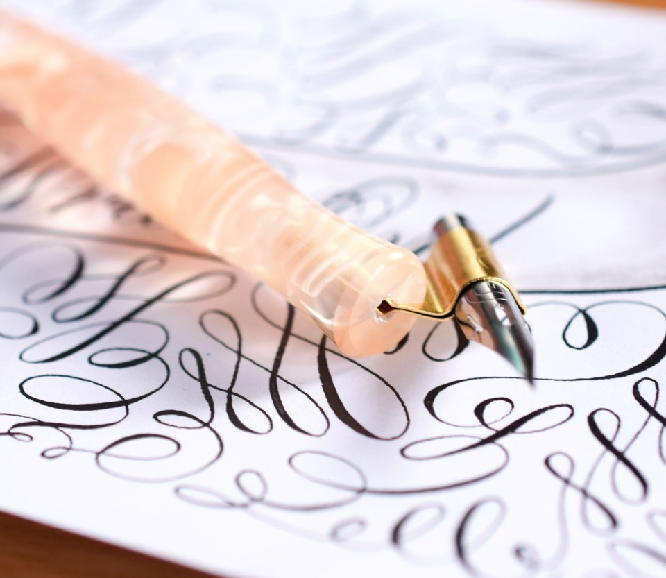 Your Calligraphy Questions and Their Answers