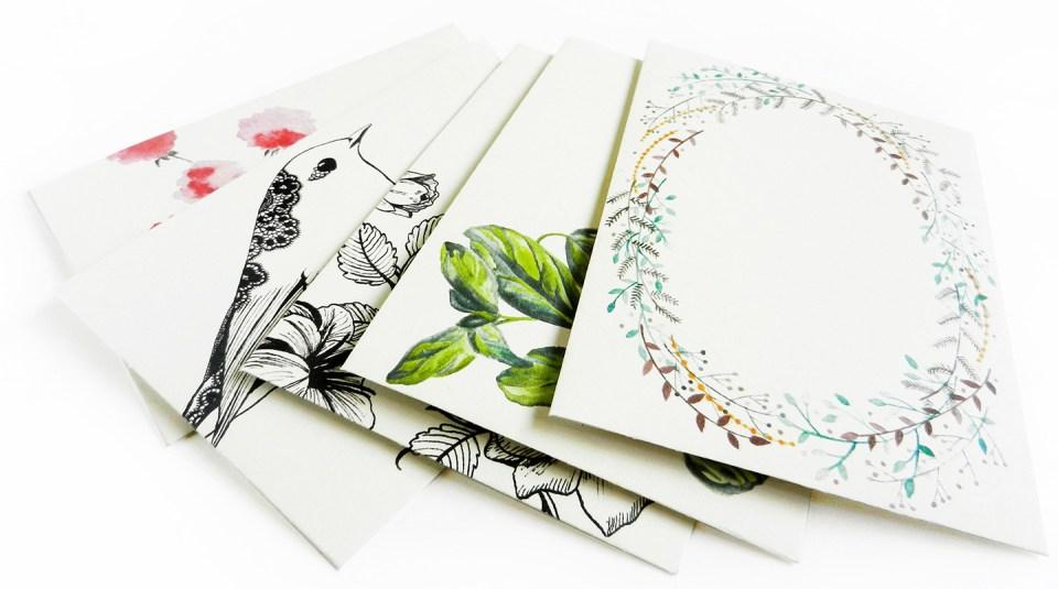 Printable Envelope Art Templates