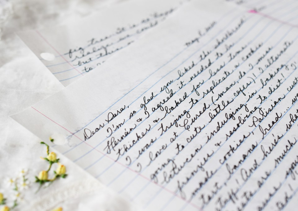 7 Reasons to Write Letters
