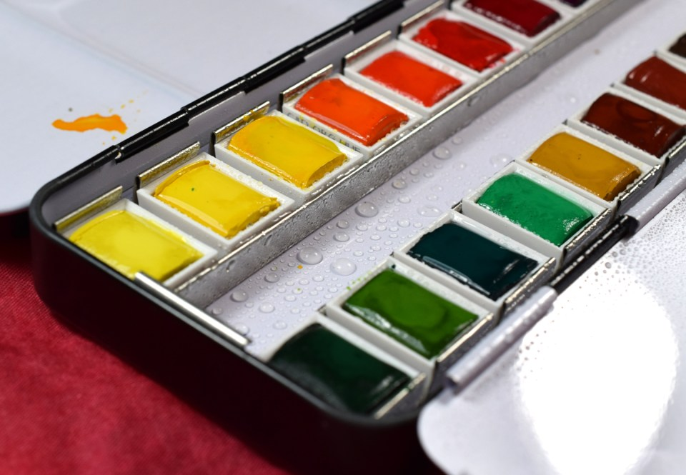 Making Color Swatches