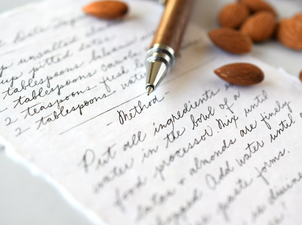 Emulating My Grandmother's Beautiful Handwriting (Includes Free Worksheet) | The Postman's Knock