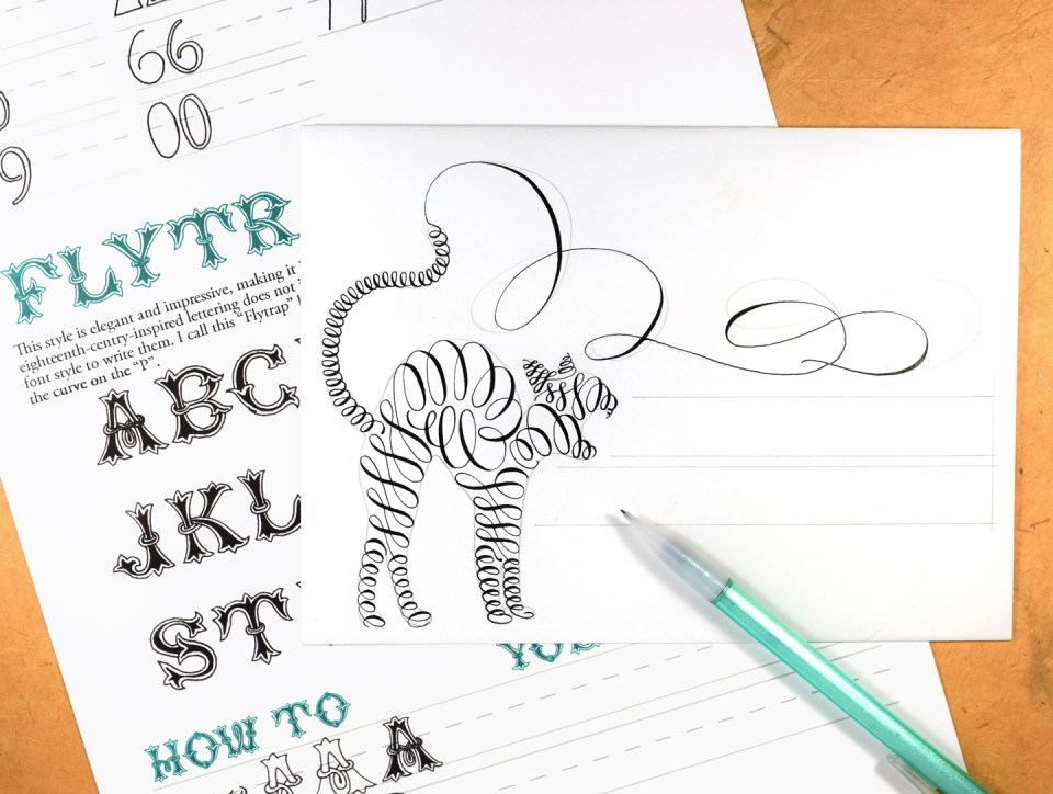 Hand-Lettering Guidelines