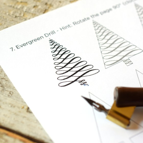 The worksheet is two pages long and includes 8 challenging drills.