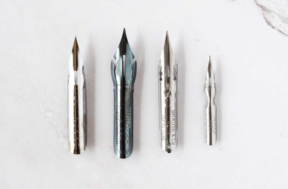 Calligraphy Nibs