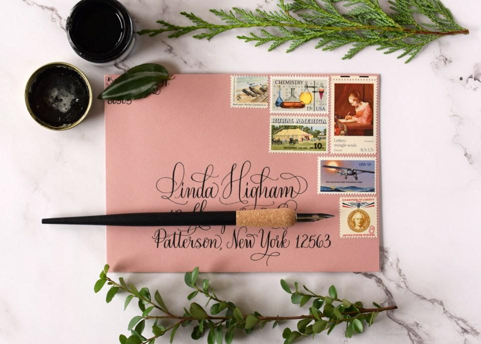 Amy Style Envelope
