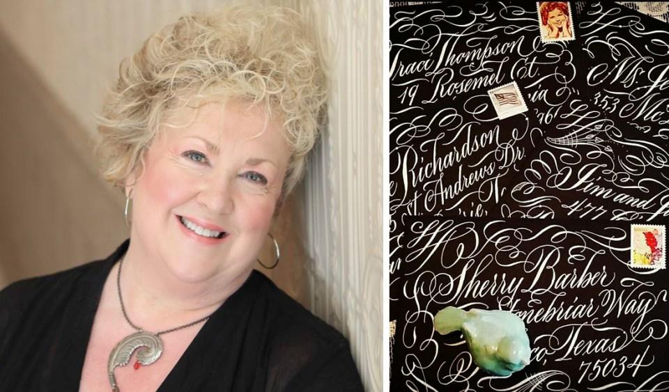 Kathy Milici Calligraphy
