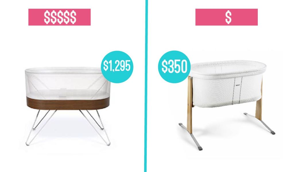 baby product comparison baby cradle