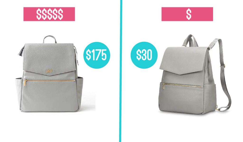 baby diaper bag comparison