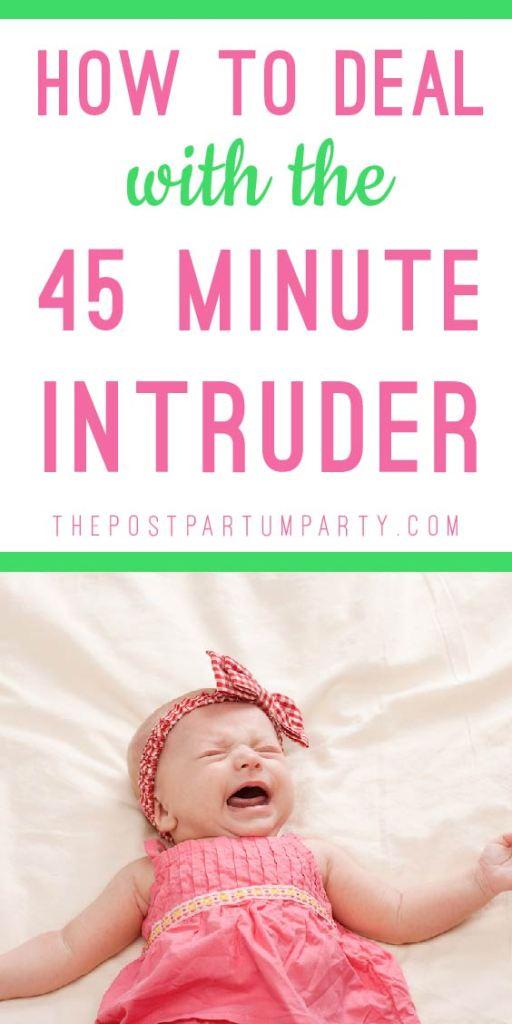 45 minute intruder