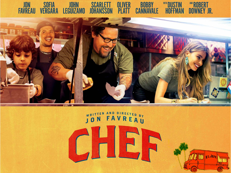 Eight Professional Lessons from the Movie Chef